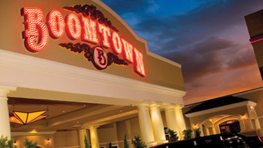 Boomtown Casino in Bossier City